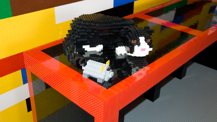 A lego house mystery joy attack - Lego construction maison ...